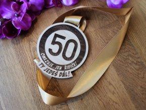 Medaile k jubileu