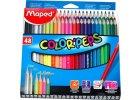 Pastelky trojhranné - 48ks, MAPED, Color Peps