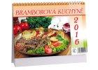 Kalendář 2016 - BRAMBOROVÁ KUCHAŘKA, 23x16cm