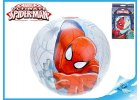 Míč nafukovací Spiderman