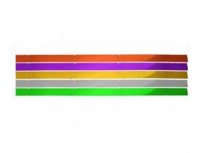 Stuha stahovací - 50x2cm, laser