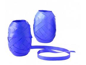 Stuha vázací - 20m, obyčejná, modrá