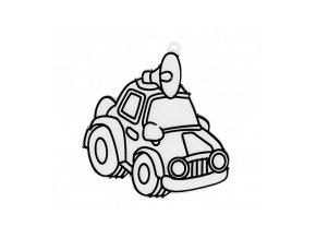 Závěsná sklíčka - AUTO