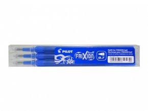 Náplň FRIXION do přepisovacího rolleru - modrá, 0,7mm, 3ks