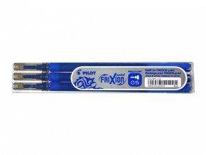 Náplň FRIXION do přepisovacího rolleru - POINT, 0,5mm, modrá, 3ks