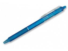 Přepisovatelný roller FRIXION CLICKER - modrý