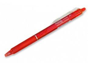 Přepisovatelný roller FRIXION CLICKER - červený