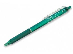 Přepisovatelný roller FRIXION CLICKER - zelený