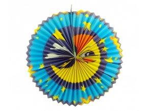 Lampion - 36cm, ovál