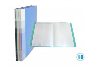 Katalogová kniha 10l