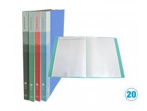 Katalogová kniha 20l