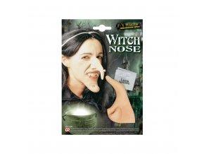 Čarodějnický nos s lepidlem