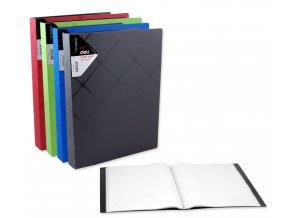 Katalogová kniha 40l, čtvercový potisk