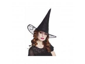Čarodějnický klobouk - s netopýry
