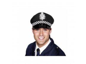 Čepice - policista