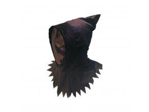 Černá kapuce - temný přízrak