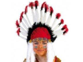 Indiánská čelenka - Náčelník