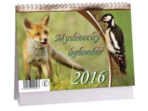 Kalendář 2016 - MYSLIVECKÝ KALENDÁŘ, 23x16cm