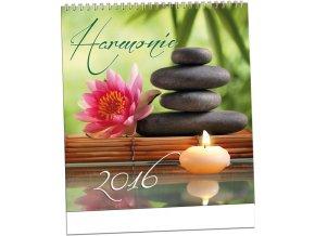 Kalendář 2016 - HARMONIE, 32x34cm