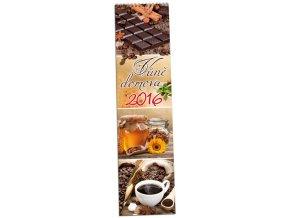 Kalendář 2016 - VŮNĚ DOMOVA, 10,5x46cm