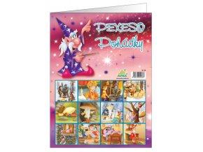 Pexeso - Pohádky