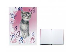 Památník LAMINO, kočka