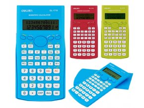 Kalkulačka DL - 1710A, vědecká, mix