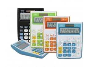 Kalkulačka DL - E1122, mix