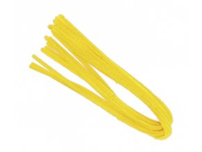 Drátek žinylka, 50x8mm, žlutý