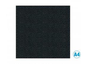 Pěnová guma - MOOSGUMMI, A4, černá
