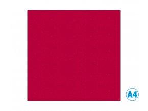 Pěnová guma - MOOSGUMMI, A4, červená