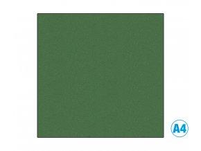 Pěnová guma - MOOSGUMMI, A4, zelená