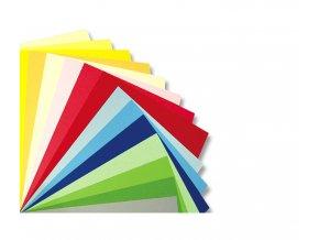 Papír - A4, barevný, 250ks, mix
