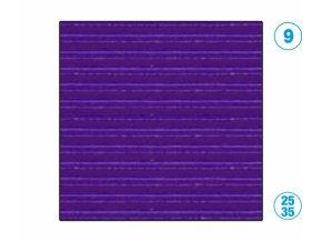 Papír - vlnitý, fialový