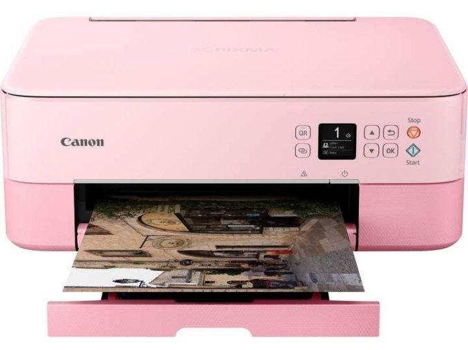 Canon PIXMA TS5352 růžová