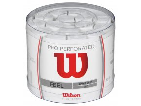 wilson pro perforated overgrip 60