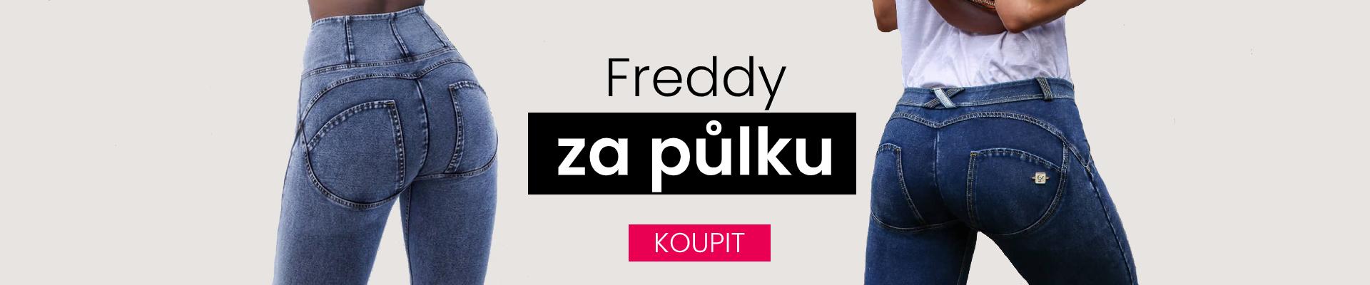 Freddy - Kalhoty - Banner