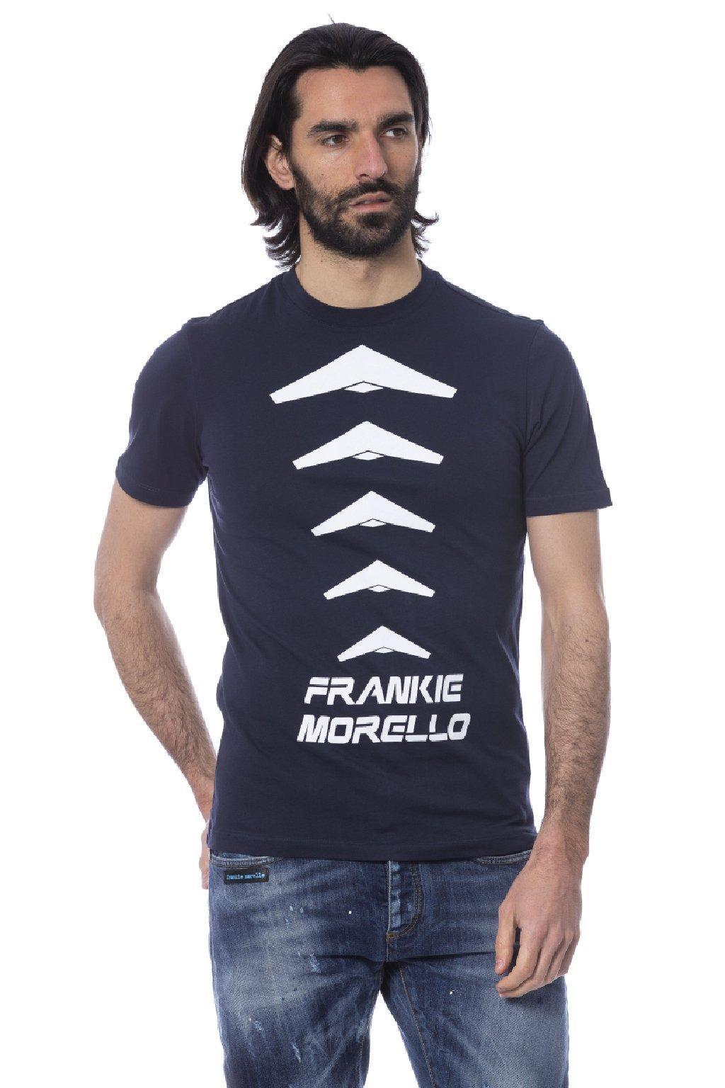 Znackove panske tricko Frankie Morello Stealth (4)