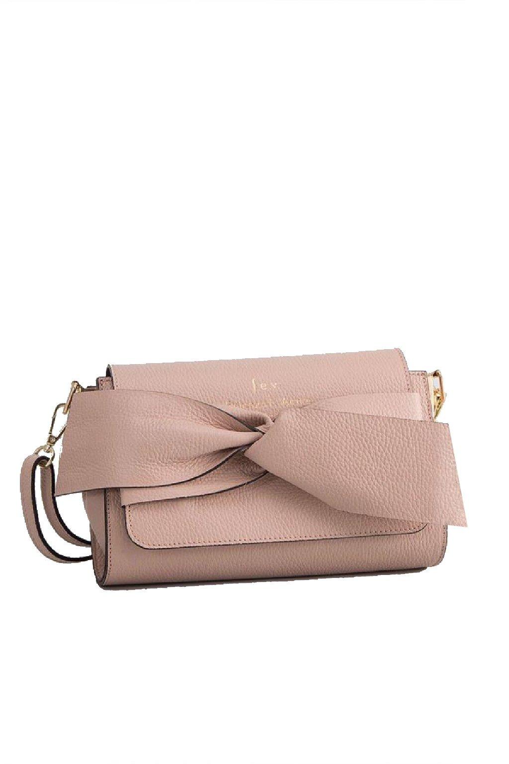 Crossbody kabelka přes rameno Versace ruzova (1)