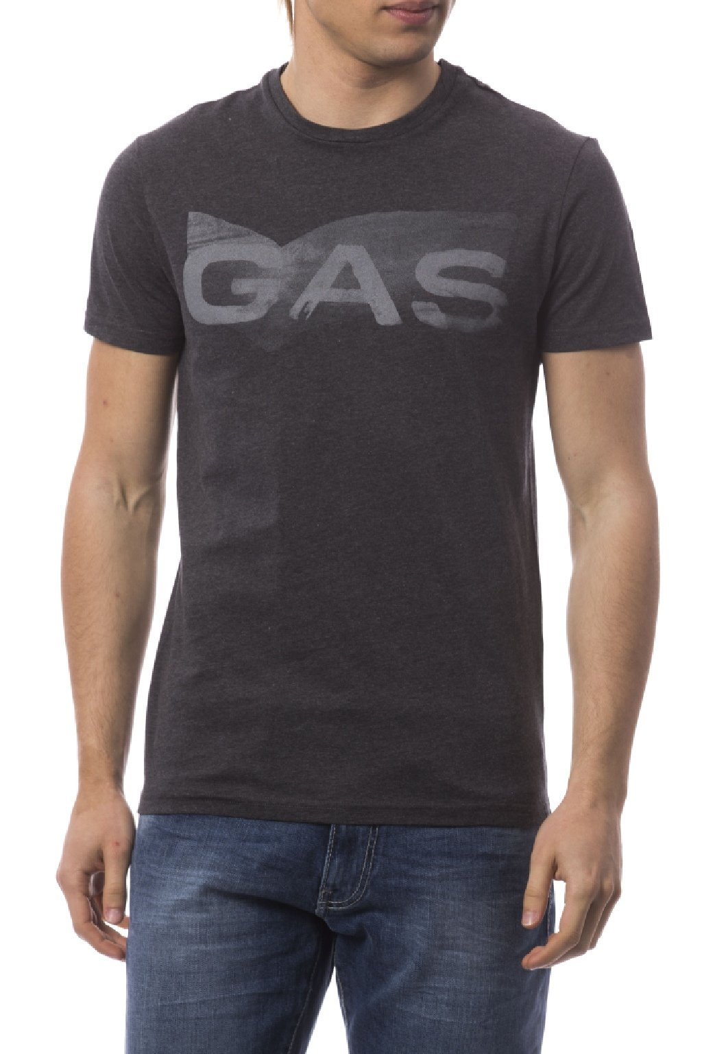 Znackova panske tricko gas jeans sede (3)