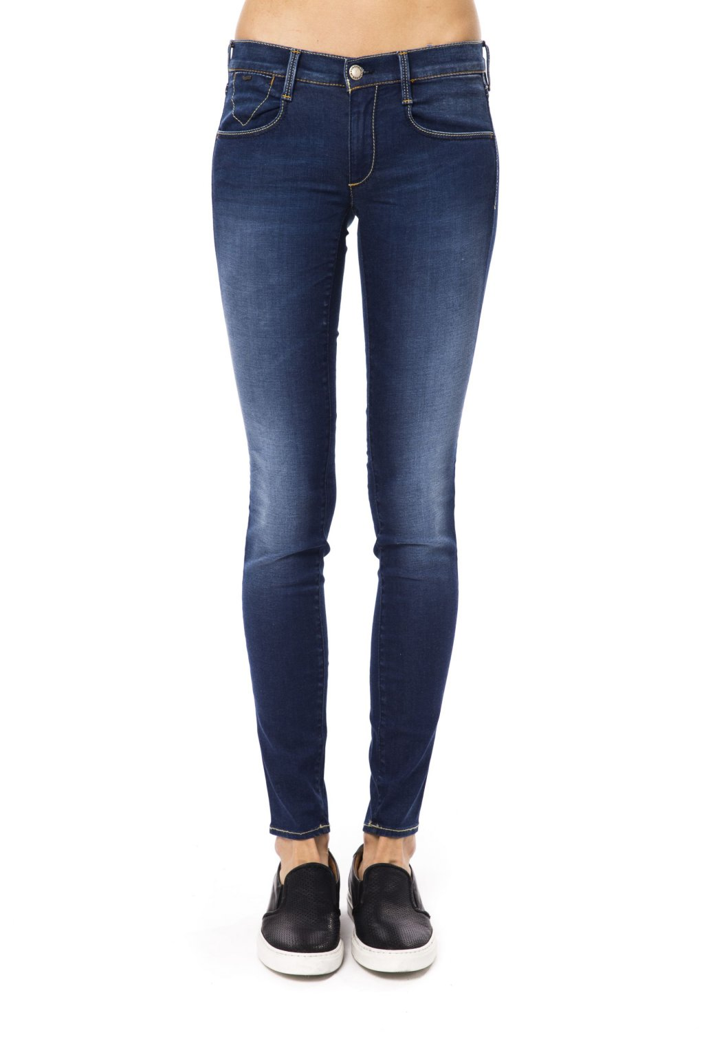 damske skinny rifle Gas Jeans sally (1)