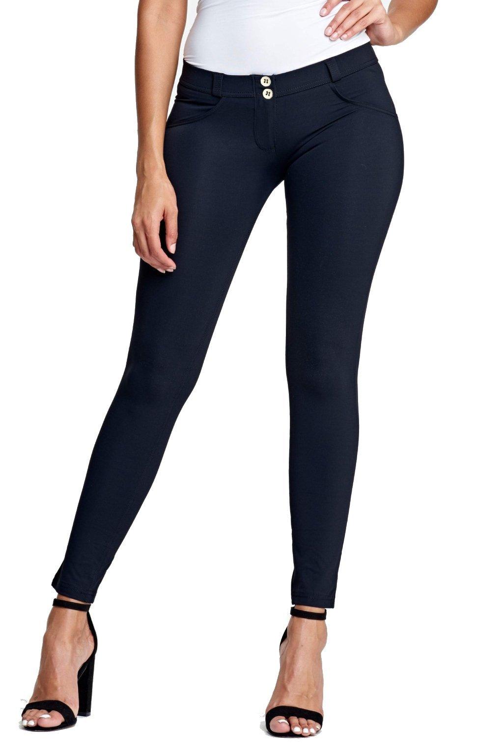 Freddy kalhoty DIWO D.I.W.O. Pro leginy cerne leginy freddy wr up elasticke push up kalhoty nejoblibenejsi freddy nejprodavanejsi freddy fitness kalhoty skinny nizky pas normalni pas freddy cerne (4)