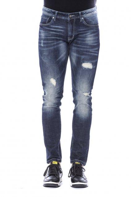 znackove panske rifle Gaudi Jeans dark blu (3)