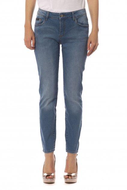 znackove damske rifle slim fit trussardi jeans (4)