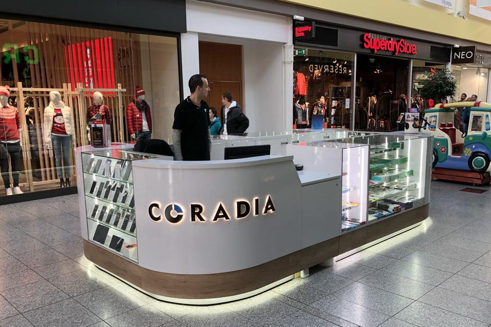Coradia Olympia Brno