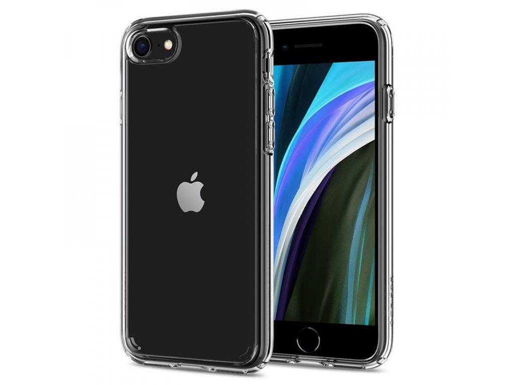 Spigen Crystal Hybrid, clear - iPhone 7/8/SE (2020)