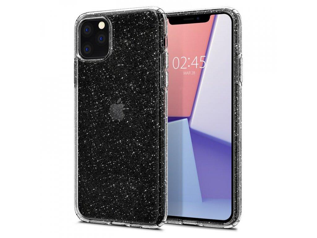 Spigen Liquid Crystal Glitter - iPhone 11 Pro Max