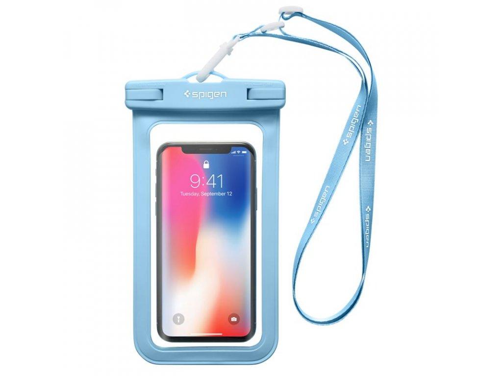 """Voděodolné pouzdro Spigen Velo A600 8"""", modré"""