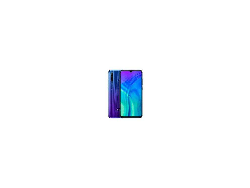 Honor 20 Lite, 4GB/128GB, gradientní modrá