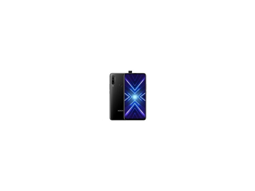 Honor 9X, 4GB/128GB, Dual SIM, černá
